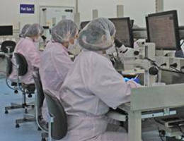 FMI Saves Energy and Materials in Medical Silicone Molding Cleanroom Operations
