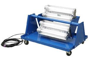 Explosion Proof LED Light Cart delivers 7,680 lm output.