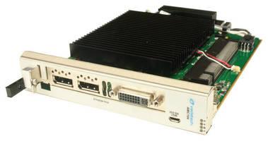 PCIe Gen3 Carrier Board fosters as-needed video board upgrades.