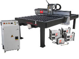CNC Plasma Cutters feature micro stepper control system.