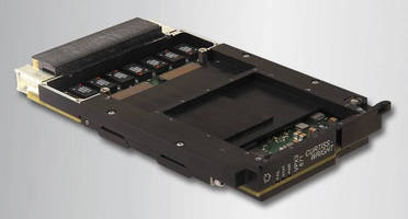 Ethernet Switch/PCB Module facilitates VICTORY implementation.