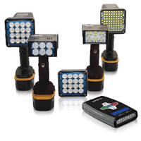 Handheld LED Strobe Lights boost inspection capabilities.
