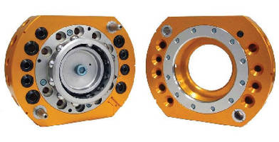 Robotic Tool Changer handles payloads up to 600 lb.