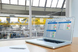 Diagnostics System provides crane analysis in real-time.