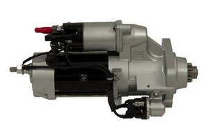 Heavy-Duty Gear Reduction Starter combines IOCP and IMS features.