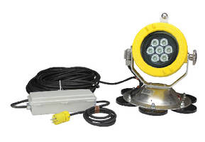 Explosion Proof LED Light suits low-voltage applications.