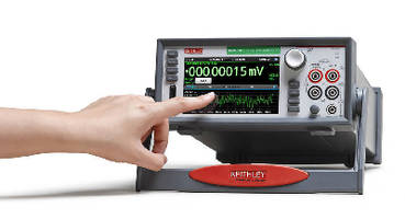 Digital Multimeter integrates data visualization.