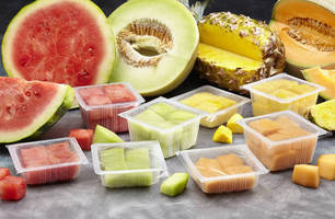 """Mini Containers""- Improve Sales of Fresh-Cut Fruit"