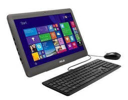 All-in-One Widescreen PC offers gesture control and diverse I/O.