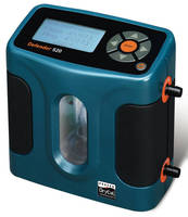 Air Sampling Pump Calibrators suit field and lab environments.