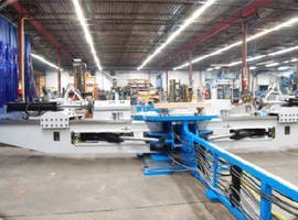 Stretch Forming Machines feature customizable design.