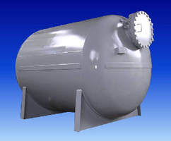 Horizontal Storage Tanks and Pressure Vessels