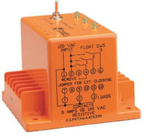 Expanding Alternating Relays target industrial control panels.