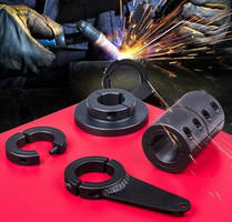 Weldable Shaft Collars, Couplings promote design options.