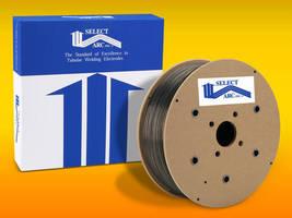 Spatter-Free Electrode welds zinc galvanized, primer coated steel.