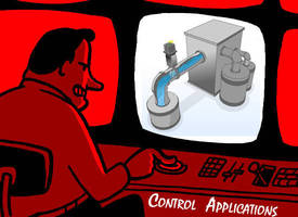 Control Valves vs. Regulators in Control Applications