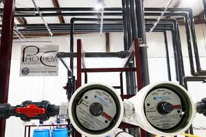 ProChem Upgrades Water Reuse System to Increase Reuse Rate