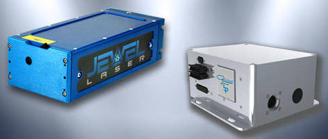 SFF Diode Pumped Lasers incorporate rugged components.