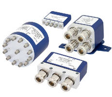RF Relay Switches deliver 2-10 million life cycles.
