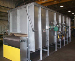 Temper Furnace Shipped to Fastener Manufacturer