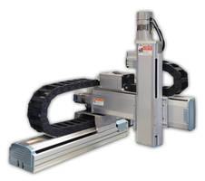 Electric Linear Actuator Slide enables flexible system design.