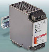 Lead Acid Battery Controller features DIN-Rail mount design.
