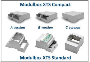 Modulbox XTS Range Developed to Address the Many Issues Surrounding the Selection of Standard Off the Shelf Enclosures
