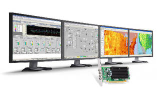 PCIe Video Card supports multi-display digital signage.
