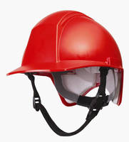 Hard Hat provides back-of-head protection.