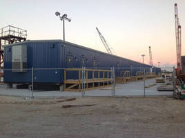 Anchor Modular Buildings Recently Completed a Project for the Grand Bahama Shipyard (GBSY) in Freeport, Grand Bahama Island