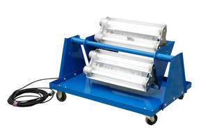 Explosionproof Light Cart can add illumination wherever needed.