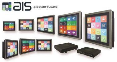 Rugged Touch Panel HMI PCs improve smart manufacturing techniques.
