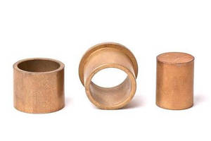 Now Offering Metric Oil Impregnated Bronze Bushings Online