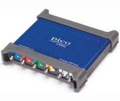 Mixed-Signal Oscilloscopes are powered via USB connection.