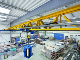 Overhead Traveling Crane is designed for minimal deadweight.