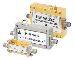 Broadband Low Noise Amplifiers range from 30 MHz to 40 GHz.