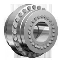 Flange Couplings have no wear parts.