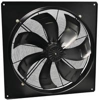 AC Motorized Axial Fans offer cool, vibration-free operation.