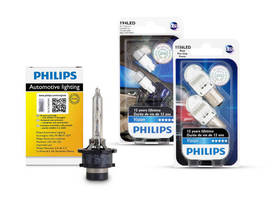 Philips Automotive Wins AAPEX Packaging and Product Showcase Awards