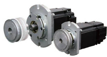 Spring Applied Brake operates over wide ambient range.