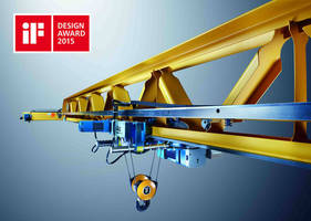 Demag V-Type Crane Wins iF Design Award