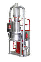 Compact Pulverizers feature disposable disk system.
