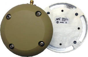 GNSS Antenna withstands harsh environments.