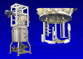 Multi-Shaft Mixer adapts to multiple applications.