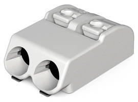 SMD Terminal Blocks have integrated pushbuttons.