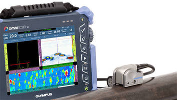 Phased Array Probe simplifies corrosion inspection.