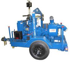 Wet-Prime Trash Pump incorporates Final Tier 4 engine.