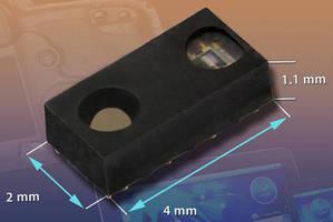 SMT Proximity/Ambient Light Sensor leverages Filtron(TM) technology.