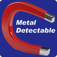 Metal and X-Ray Detectable Rubber Materials Now Available!