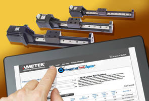 Haydon Kerk Motion Solutions Adds Motorized BGS Linear Rail Products to its 24 Hour Express Store